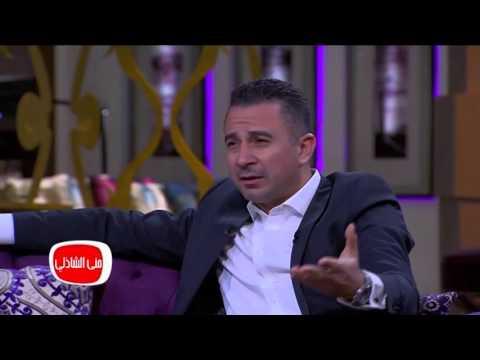 معكم منى الشاذلي - مفاجأة تعرف علي بنت وأم الفنان احمد سعيد عبد الغني اشخاص نعرفهم جميعا