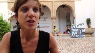 Marion Berger, African Film Festival of Cordoba on why Algerian films impressed her this year