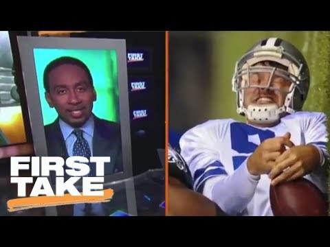 Stephen A. Mashup: 'Cowboys Are An Accident Waiting To Happen'   First Take   ESPN