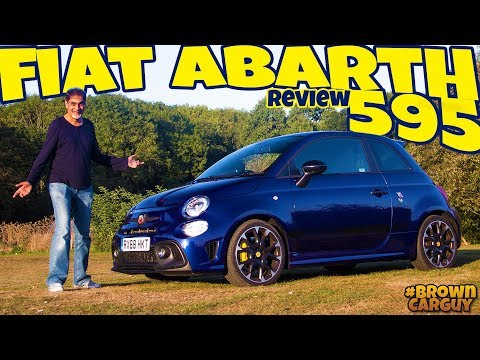 Fiat Abarth 595 Review