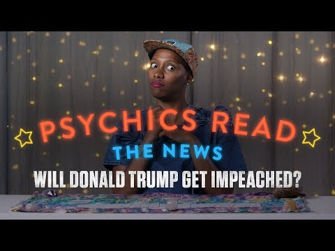 Psychics Read The News