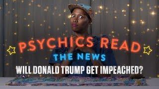 Psychics Read The News