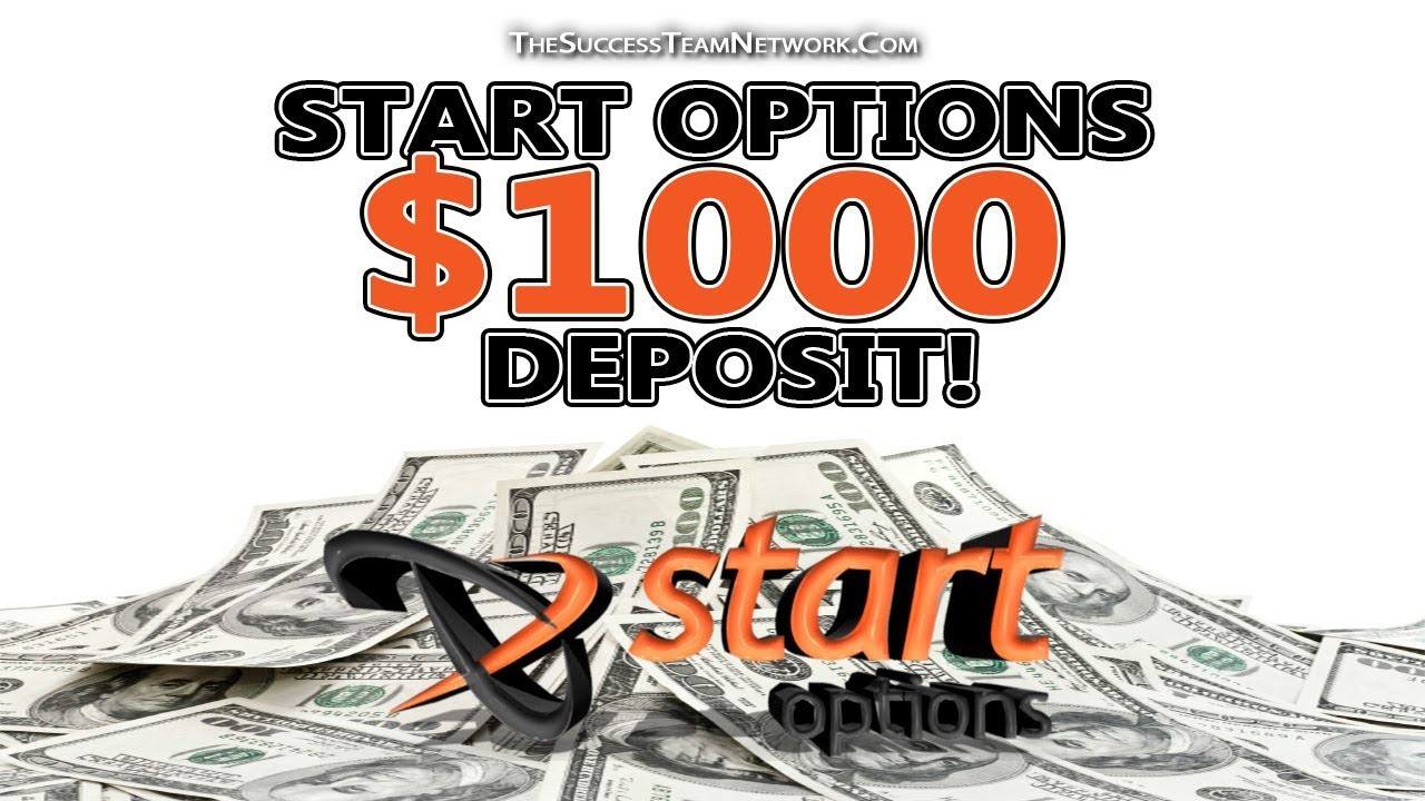 Start option trading with $1000