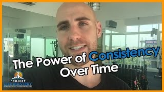 The Power of Consistency Over Time
