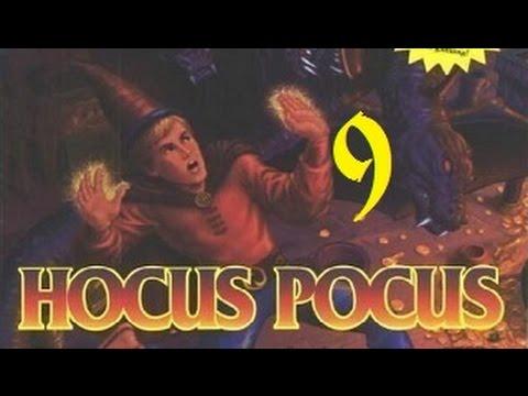 Hocus Pocus Spiel