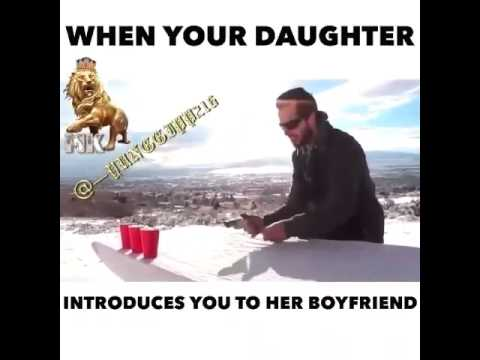 Dating your daughters boyfriends father