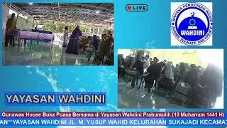Gunawam House Buka Puasa Bersama Di Yayasan Waini Prabumulih 10 Muharram 1441 H