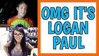 LOGAN PAUL IMPOSTER PRANK ON OMEGLE