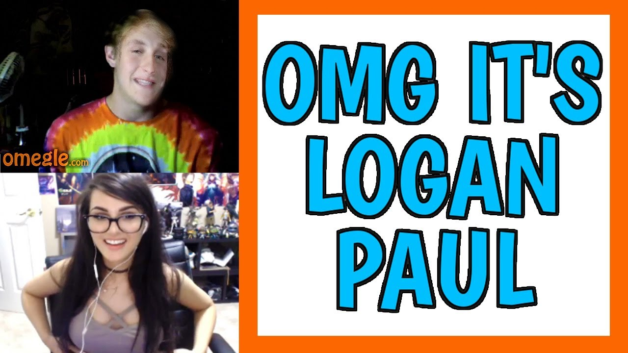 LOGAN PAUL IMPOSTER PRANK ON OMEGLE - YouTube