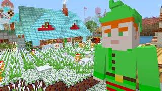 Minecraft Xbox - Survival Madness Adventures - Christmas Special