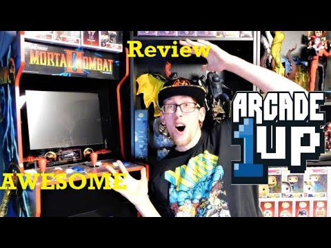 I got something Awesome Arcade1up Mortal Kombat Legacy Cabinet Review from links reviews