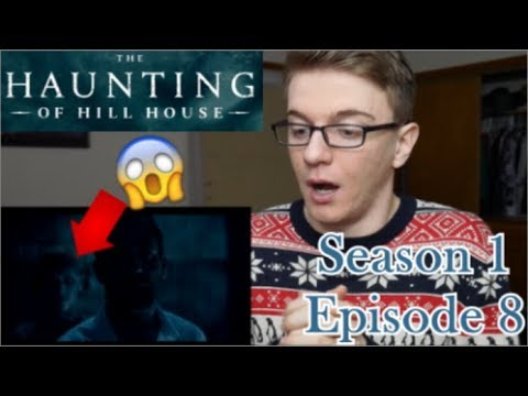 Haunting Of Hill House Season 1 Episode 8 Witness Marks Reaction Youtube