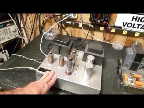 Vintage Vacuum Tube Amplifiers & Modifications