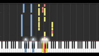 Wait for You - Synthesia (50% Speed)