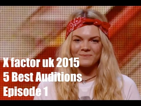 Canada Goose coats replica store - AMAZING THE X FACTOR 2015 AUDITIONS - JENNIFER PHILLIPS - YouTube