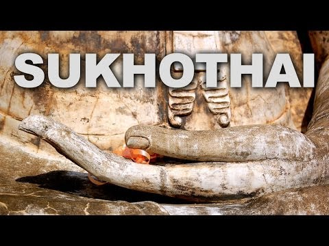 The Sukhothai Kingdom and its Ancient Capital