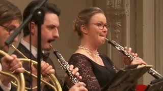 Wolfgang Amadeus Mozart, Symphony no 29 in A major K 201, Allegro con spirito 4/4