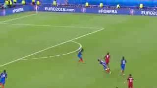 Portugália-Franciaország 1-0..Eder Goal:)) 2016.Júl.10