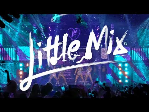Little Mix live at The 3aaa County Ground   Thursday 19 July 2018