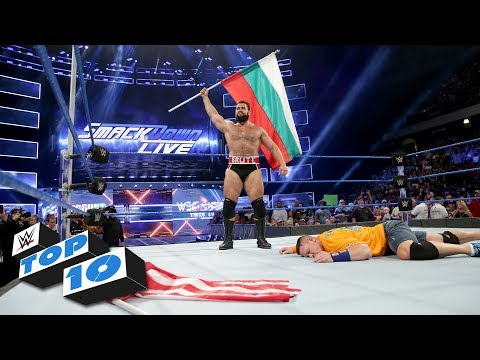 Top 10 SmackDown LIVE moments: WWE Top 10, July 18, 2017