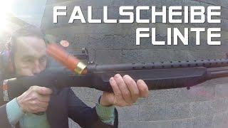 Fallscheibe Flinte im BJV Miltenberg