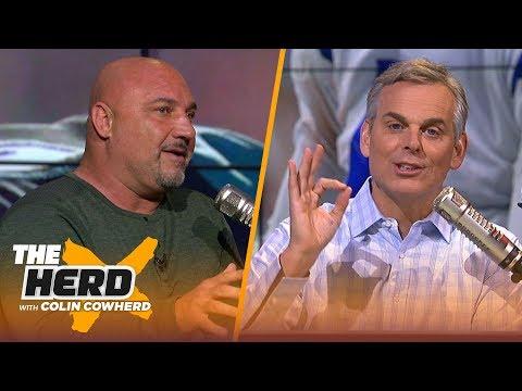 Jay Glazer talks NFL coaching vacancy rumors, Wild Card Weekend and more | NFL | THE HERD
