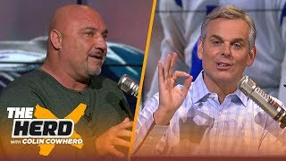 Jay Glazer talks NFL coaching vacancy rumors, Wild Card Weekend and more | NFL | THE HERD