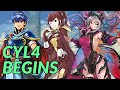 CYL4 Has Begun! Fire Emblem Heroes Choose Your Legends Round 4 [FEH]