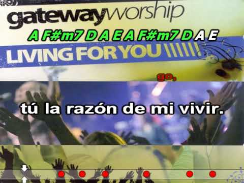 Reason I'm Alive (Español Notas) Gateway (Karaoke)