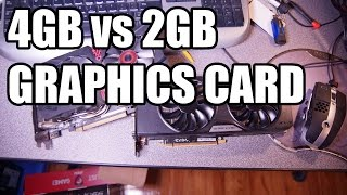 gtx 960 4gb vs 960 2gb benchmark is it worth it