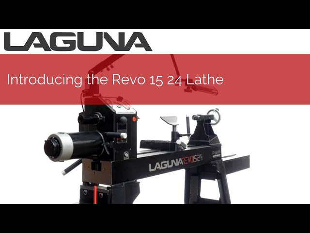 Introducing the Revo 15|24 Lathe | Laguna Tools