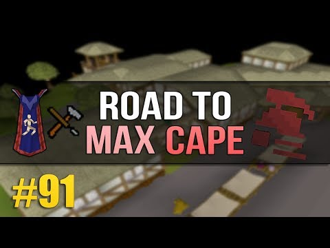 OSRS HC Ironman 91 Road to Max  Another 99  Moving Up Ranks