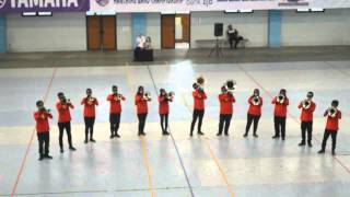 Brass Ensemble MBUII - Ost.Incredible and Less Miserabels on BMBC 2014