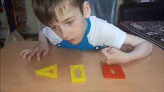 Разработка рук/ Занятия для развития внимания, логики, мышления у ребенка с ДЦП,ЗПМР,ЗПРР/Дефектолог