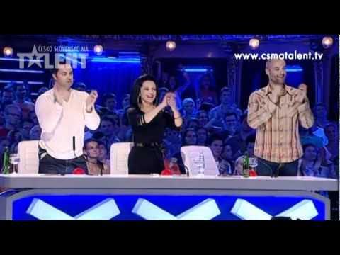 Ladylicious  Česko Slovensko má talent 2011