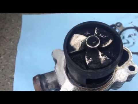 Dodge sprinter loss of power funnydog tv for Mercedes benz egr valve replacement