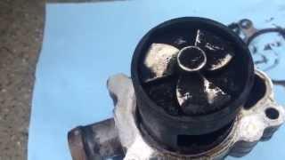 new egr valve for sprinter van loss of power