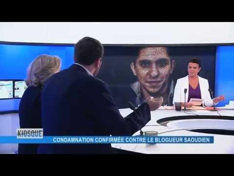 "Raif Badawi : ""Pourquoi l'Occident n'ose rien contre l'Arabie Saoudite?!"" (Abdou Semmar)"