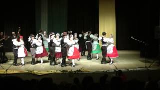 Kanizsa Táncegyüttes, Vizeli Dezső- Vizeliné Paksi Valéria: Kalocsai táncok Thumbnail