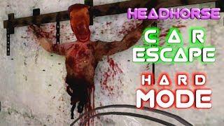 HeadHorse Car Escape In Hard Mode