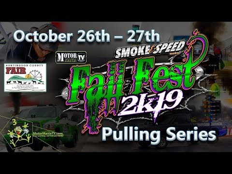 Smoke and Speed - Fall Fest 2K19 - Saturday