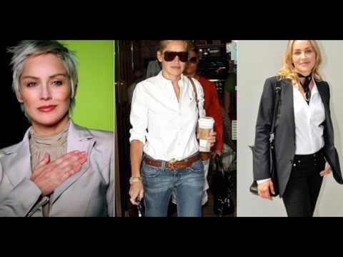 Мода для женщин за 45 лет