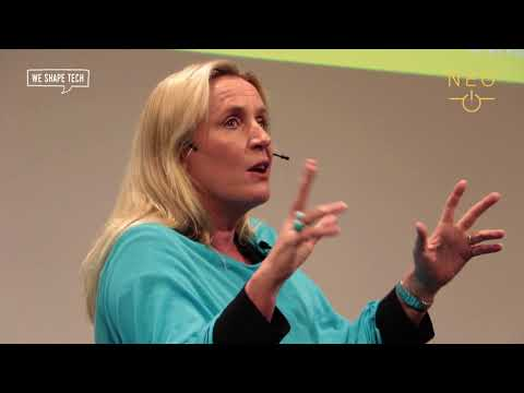 Prof. Dr. Iris Bohnet - Women In Tech  - NEO Network & WeShapeTech