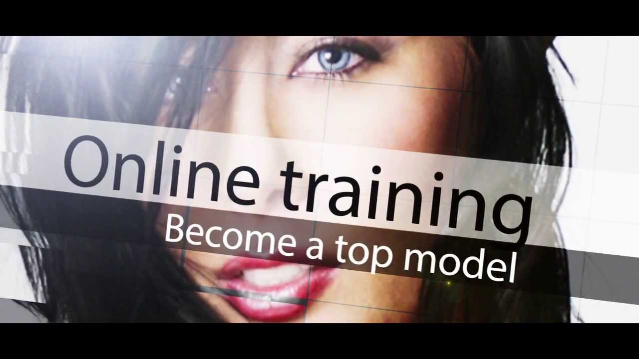 How To Become A Model  Online Modeling Training Videos Show You How To Be A  Model  Youtube