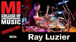 mi conversationclinic with korn drummer ray luzier