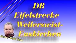 DB Eifelstrecke Weilerswist Euskirchen