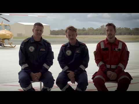 Meet the faces behind the RAC Rescue helicopters