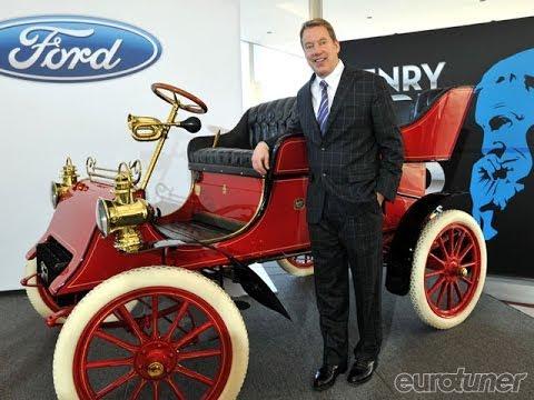 История компании ford