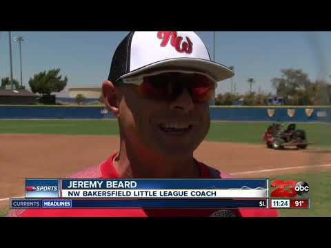 NW Bakersfield headed to Babe Ruth World Series - Video