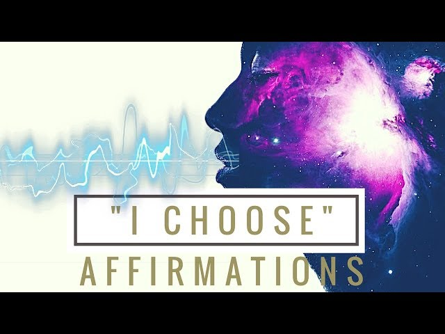 200+ I Choose... Wealth, Success, Happiness Affirmations ~ Listen for 21 Days!